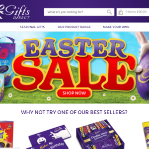 Cadbury's Gifts Direct